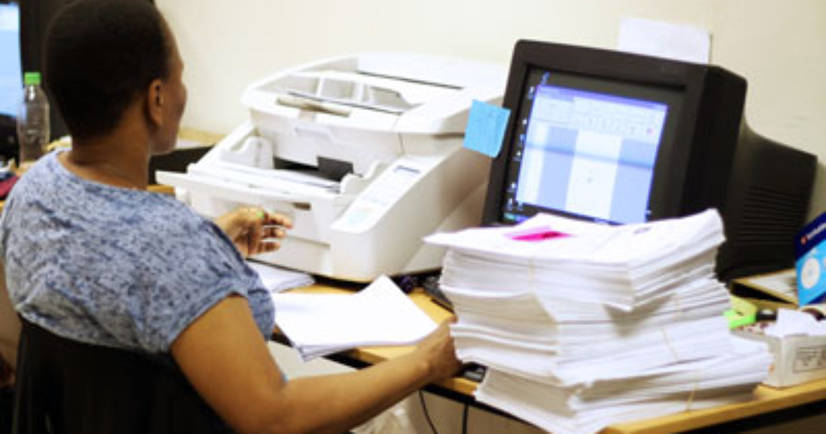 Going Paperless with a Document Imaging Solution